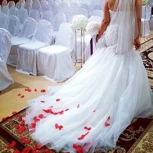 Disney Princess Ariel Wedding Dress